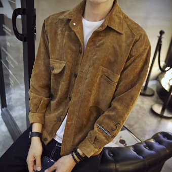 Autumn men's jacket New style jacket (Casual color)