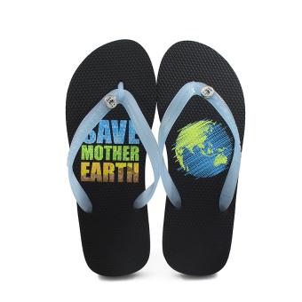 Banana Peel Save Mother Earth WWF Earth Hour Glow-in-the-Dark Flip