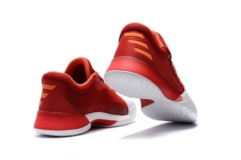 Basketball Shoes Low Help Harden Vol.1 Men's Shoe Sports Outdoors (Red ) - intl