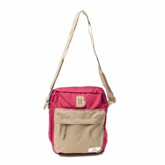BENCH- BGM0624MR3 Medium Sling Bag (Maroon)