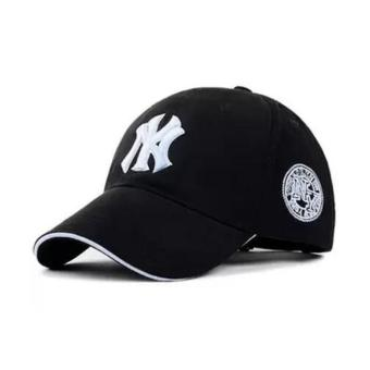 BMSO-116 Yankees Hip Hop Baseball Caps NY Hats Unisex Casual Hat Black - intl Price Philippines
