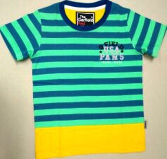 BRN5705 GREEN BOY ROUND NECK