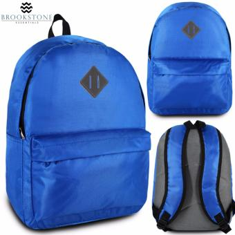 Brookstone Dionne Mccue Lash Tab Casual Backpack (Blue)
