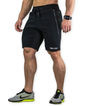 Brother muscle fitness dog I shorts (Black)