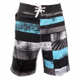 Burnside Board shorts Rough Check