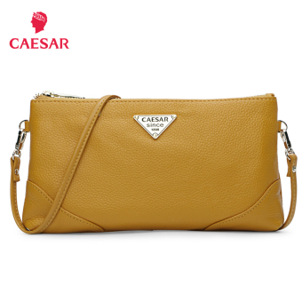 Caesar New style leather diagonal package women's bag