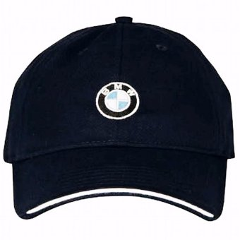 Cap Republic BMW black