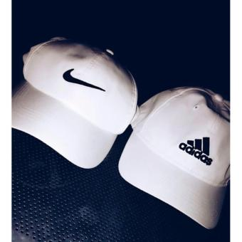 Cap Republic Fashion Set of N/KE white & A/D White