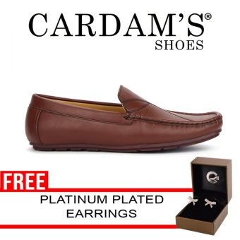Cardam's Penny Casual Loafers(Brown) Price Philippines