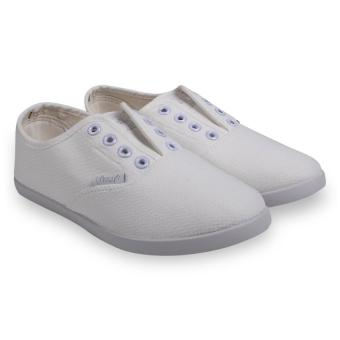 Crissa Steps TENNY Slip on shoes (White) Price Philippines