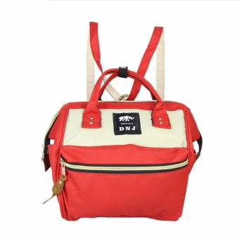 DNJ 444 Small Anello Bag (Red)