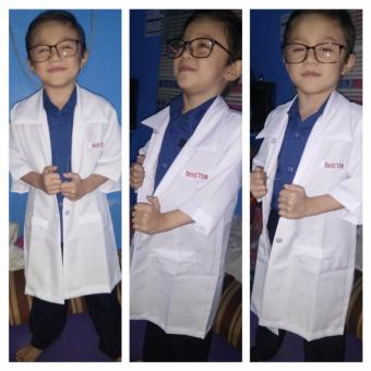 Doctor Lab Coat (2-13 Years Old) Price Philippines