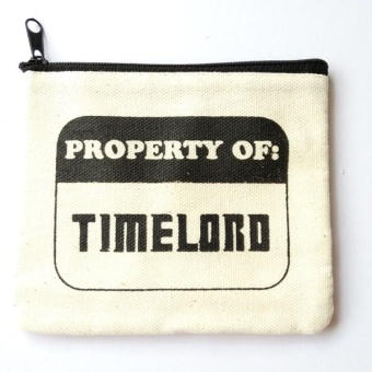 Doctor Who Timelord Coin Purse