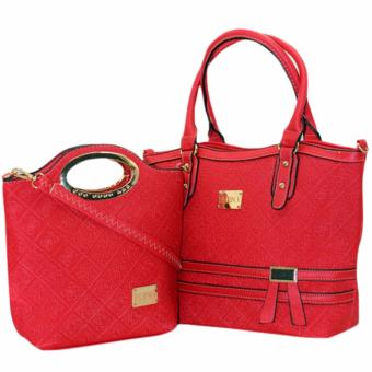 Elena X-11030 Premium Bag Set (Red)