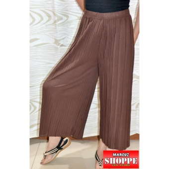 Fashionable plain square pants Price Philippines