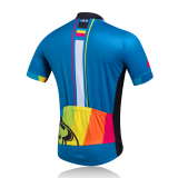 Fastcute Brand Cycling Jersey Short Sleeve Quick Dry Shirt Comfortable Breathable 3D Cushion Tights Sportswear FCS-0413 - intl - 3