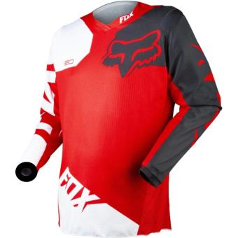 Fortress Cycling Mountain Bike Motocross Motorcycle/MTB Long Sleeve Jersey (FOXMTB1)