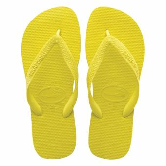 Havaianas Fashion For Women Top Amarelo Citrico Flip Flop (Yellow)