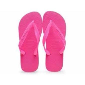 Havaianas Fashion For Women Top Maravilha Flip Flop (Pink)