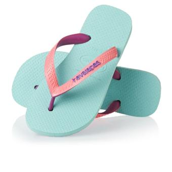 Havaianas Fashion for Women Top Mix ice Blue Flip Flop (Green)
