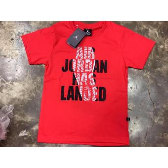 Hoops Air Jordan Has Landed t-shirt