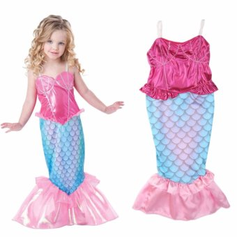 ... intl, 718.00, Update. 2017 8 Types 3PCS Girl Kids Mermaid Tail Swimmable Swimwear Swimsuit Girls Bikini Set Bathing Suit Fancy ...