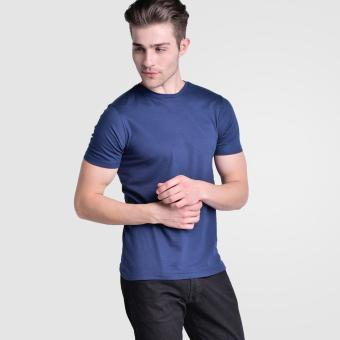 Huga Activewear Basic Tee (Navy Blue)