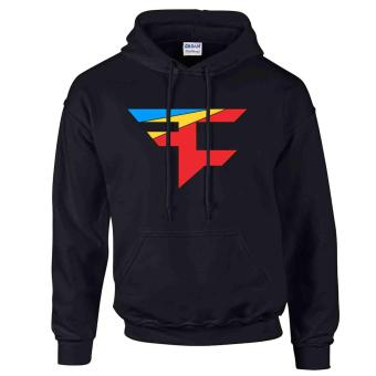 iGPrints FaZe Clan Team Counter Strike Global Offensive CSGO Hoodie Jacket Black
