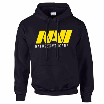 iGPrints NA'VI Logo NAVI Natus Vincere DOTA 2 CS GO Team Hoodie Jacket Black