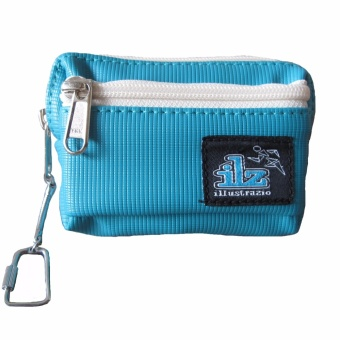 ILLUSTRAZIO Coin purse (Royal blue) Price Philippines