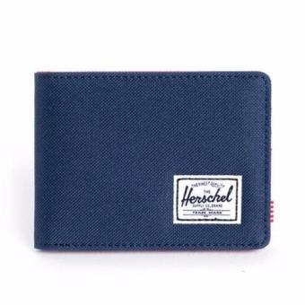 Harga Herschel Roy Coin Wallet (Navy)