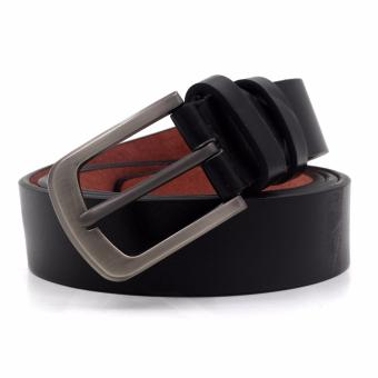 Attraxion Bert 08 Leather Belt (Black) Price Philippines