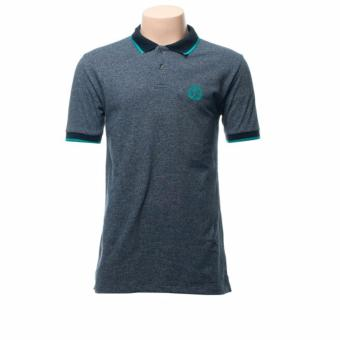 Harga BENCH- BTC3842BU3 Polo Shirt (Blue)