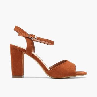 Harga Parisian Ladies Nella Heeled Sandals (Tan)