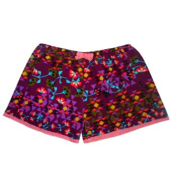 Ayla Intimates Women's Teepee Boxer Shorts (Multicolor) Price Philippines