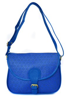 Harga Hdy Roxy Tote Bag (Royal Blue)