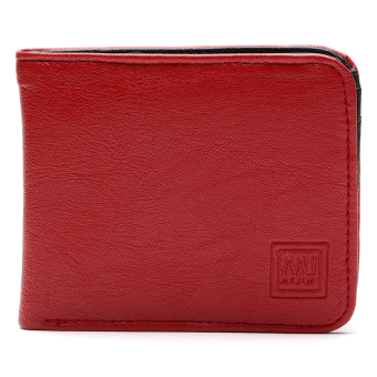 Mj By Mcjim Bill-Fold Wallet (Red) Price Philippines