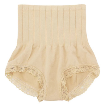 Munafie High Waist Slimming Shapeware Panty (Beige) Price Philippines