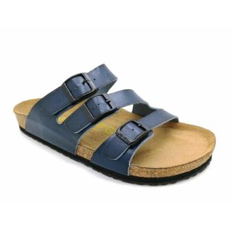 Harga Devo Pierre Sandals (Navy)
