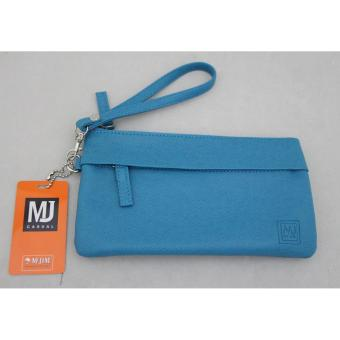 MJ WRF05-SWP-23 Colorful Wristlet (Sky Blue) Price Philippines
