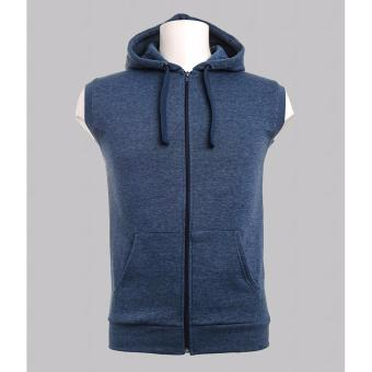 BENCH-BHV0040BU3 Fleece Vest with Hood (Blue) Price Philippines