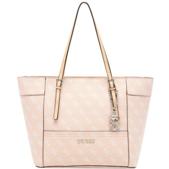 Guess Delaney Logo Classic Tote Bag (Rose) Price Philippines