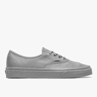 Vans Ladies Authentic Primary Mono Sneakers (Frost Gray) Price Philippines