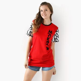 Harga Disney Mickey Mouse Teens Tunic (Red)