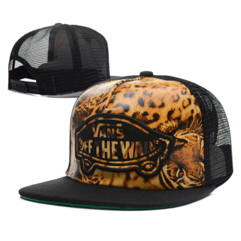 Vans Men's baseball caps in summer fashion flat-brimmed hat - intl Price Philippines