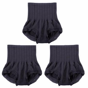 Munafie Slimming Panty Set of 3 (Black) Price Philippines