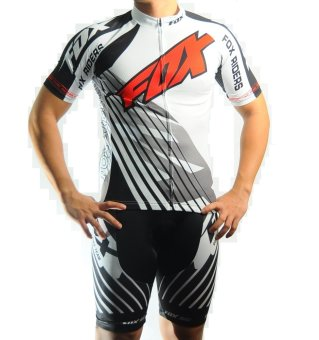 Harga Fortress Bike Cycling Jersey with Cycling Short (FX4)