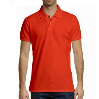 Lifeline Polo Shirt (Red) Price Philippines