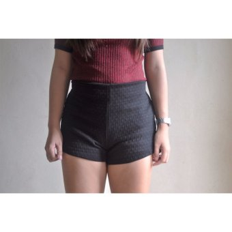 Dion and Mary Zara Shorts (Black) Price Philippines