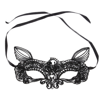 Sexy Lace Eye Face Mask Masquerade Ball Prom Halloween Costume Party Black Price Philippines